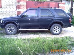 opel frontera lifted opel frontera 1995 opel frontera photos informations articles