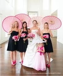 Pink And Black Bridesmaid Dresses Short Black Bridesmaids Dresses With Pink Shoes Google