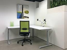 sit stand desk chair sit stand desks fuze business interiors
