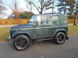 land rover defender 90 for sale land rover defender 90 tdi county hard top 3dr for sale