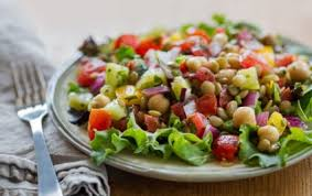 Garden Vegetable Salad by Spicy Lentil And Vegetable Salad Whole Foods Market