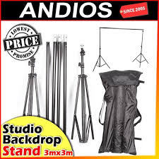 Backdrop Stand 2 6mx3m Portable Backdrop Backgroun End 8 14 2018 11 15 Pm