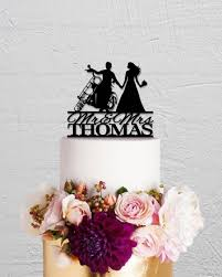 motorcycle wedding cake toppers motorcycle wedding cake topper mr and mrs cake topper and