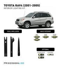 Toyota Rav4 2001 Interior Toyota Rav4 Premium Led Interior Lighting Package 2005 2004 2003