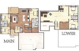 washington floor plan panther builders cedar falls custom home