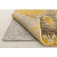 Area Rug Grey by Loloi Dual Grip Felted Rug Pad Fpad1