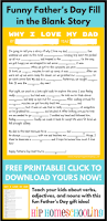 Halloween Mad Libs Esl 36 best fill in the blanks story images on pinterest mad libs