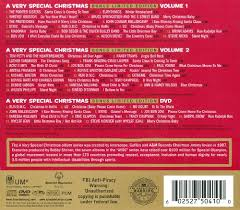 a special christmas a special christmas vols 1 2 various artists songs