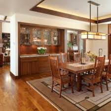 mission style dining room craftsman dining room photos hgtv