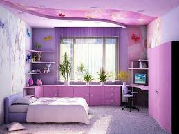 Awesome Purple Girls Bedroom Designs Bedroom Themes Pink - Interior design for teenage bedrooms