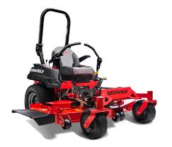 pro turn lawn mower zero turn mowers gravely