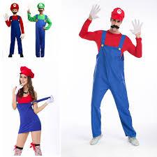 Super Mario Halloween Costume Wholesale Halloween Costume Stage Costume Family Super Mario