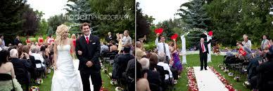 Wedding Arches Calgary Rebecca U0026 James Married Calgary Wedding Photographer Modern
