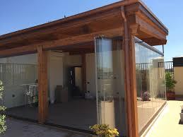 chiudere veranda vetrate a pacchetto verande in vetro zaza design