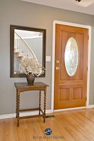 best 25 oak wood trim ideas on pinterest entryway paint colors