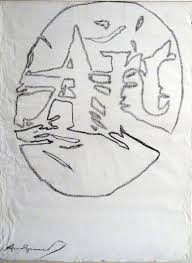 drawing art by andy warhol u2013 edward kurstak fine art gallery