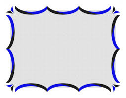 free black page border border designs pinterest free black