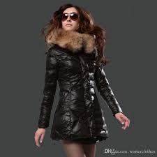 light bomber jacket womens 2018 luxury brands winter coat women fashion style down jacket black