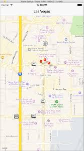 Las Vegas Map 2015 by Carchi8py
