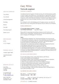 Best Network Administrator Resume by Best Ideas Of Sample Resume For Network Engineer For Worksheet