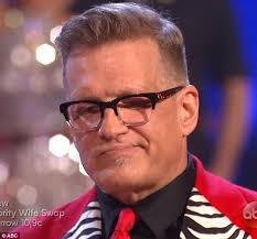 drew carey is kicked off dancing with the stars daily mail online