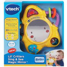 Vtech Write And Learn Desk Lil U0027 Critters Sing U0026 See Magic Mirro