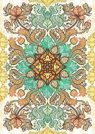 indonesian pattern indonesian batik patterns on behance