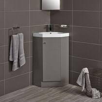 Grey Vanity Unit Corner Vanity Unit With Basin Tularosa Basin 2017