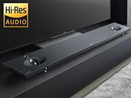 amazon black friday soundbars amazon com sony htnt5 sound bar with hi res audio and wireless