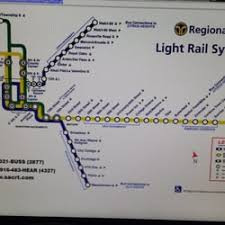 Sacramento Light Rail Schedule Sacrt Light Rail Watt I 80 Station Train Stations Watt