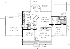 traditional house floor plans hillgard southern colonial home plan 089d 0003 house plans and more