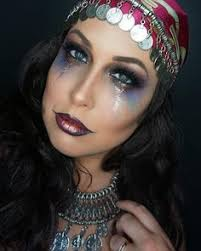 fortune teller costume makeup from instagram kelly janexx