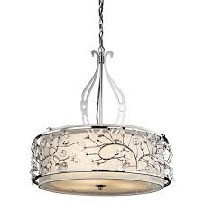 kichler lighting customer service kichler 42391ch three light pendant ceiling pendant fixtures