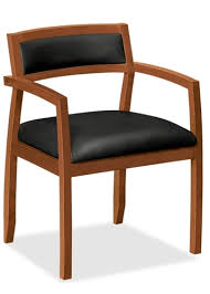 Basyx Office Furniture by Hon Basyx Hvl852 Leather Guest Chair Atlanta Office Furniture