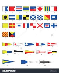 international code flags or signaling flags boatsafecom free