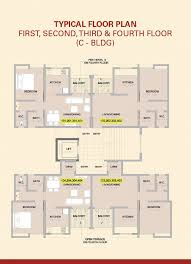 typical floor plan typical floor plan building c lowcosthousing online