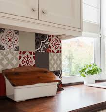 Kitchen Tiles Wall Designs by Kitchen Tile Sticker U2013 Vanill Co