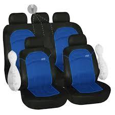 housse pour siege de voiture housse pour siege voiture fractionnable bleu gt3 achat vente