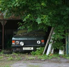 land rover rusty 1989 range rover 3 5 stood for a while last taxed nov 200