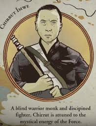 Book Of Eli Blind Or Not Is Donnie Yen U0027s Rogue One Character Chirrut îmwe Force Sensitive