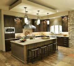kitchen room laminate wood floor wooden kitchen cabinet cheap