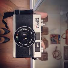 film camera light meter ricoh zf rangefinder features working light meter shutter priority