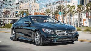 luxury mercedes 2018 mercedes benz s560 coupe review delightful luxury