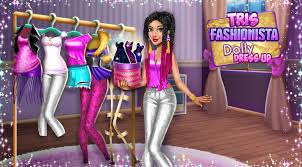 tris fashionista dress up game android apps on google play