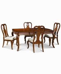 Louis Philippe Dining Room Bordeaux Louis Philippe Style 5 Dining Room Furniture Set