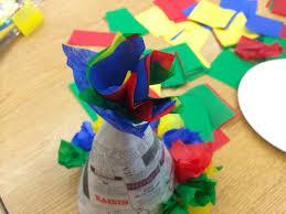 paper mache piñata elementary craft yvonne