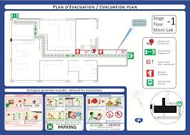 evacuatio examples of evacuation plan