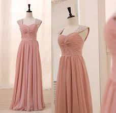 blush pink prom dresses a line prom dress simple prom dress