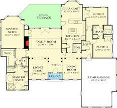 Old World Floor Plans | old world design 1743lv architectural designs house plans
