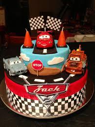 disney cars cake made by me verjaardag koeke pinterest